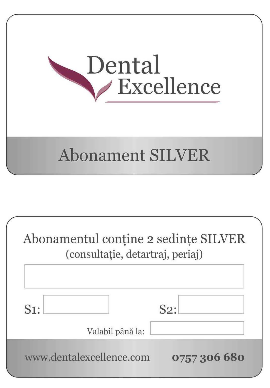Abonament silver